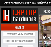 Laptophardware